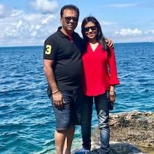 Sanjib & Nandita مضيف متميز.