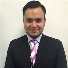 Mohd Badrul Kamal felhasználói profilja