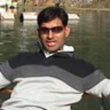 Gebruikersprofiel Anand