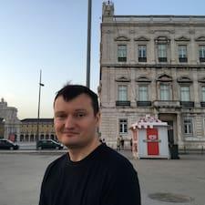 Ivan felhasználói profilja