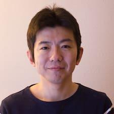 Perfil do utilizador de Takuyo