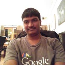 Gebruikersprofiel Ashok