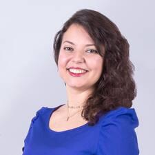Profil utilisateur de Érica Andreína