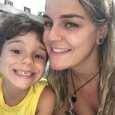 Perfil do utilizador de Fernanda Oliveira De Souza Do