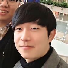 Профіль користувача 태현