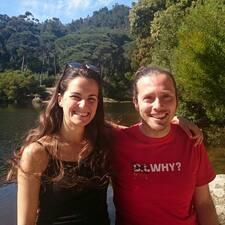 Användarprofil för Fátima & Duncan