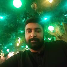 Vinod felhasználói profilja