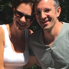 Sabine & Manuel felhasználói profilja