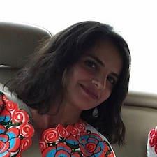 Mira felhasználói profilja