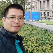 Tran Huy felhasználói profilja