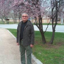 Profilo utente di Arturo Francisco