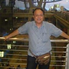 Profil Pengguna Dharmendra