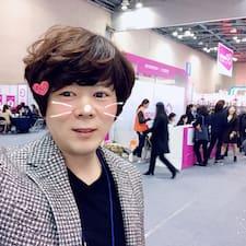 Användarprofil för Choi