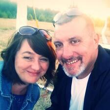 Profilo utente di Heather & Marty