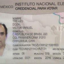 Victor Manuel的用戶個人資料