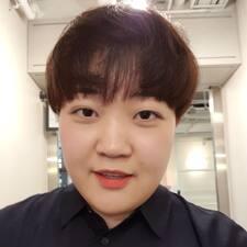 Perfil do utilizador de 우진