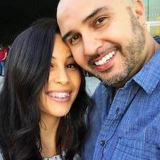 Joe & Nadine felhasználói profilja
