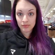 Profil korisnika Teagan