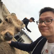 Gebruikersprofiel Tsing Lin