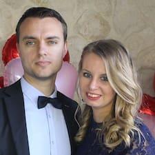 Profil utilisateur de Elodie & Stephane