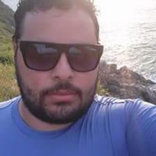 Simão felhasználói profilja