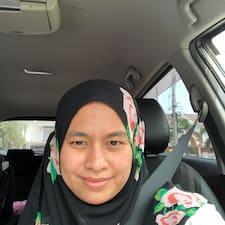 Siti Shafurah Brugerprofil