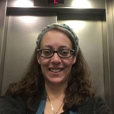 Elisheva felhasználói profilja