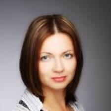 Profilo utente di Евгения