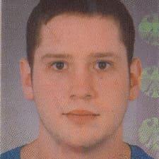 Marius - Uživatelský profil
