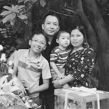 Профиль пользователя Thuy Vinh