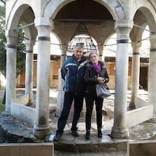 Nadija I Mladen Jermelić felhasználói profilja