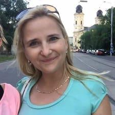 Nutzerprofil von Katalin