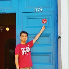 Perfil de usuario de Yizheng