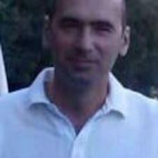 Perfil do utilizador de Vasileios
