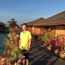 Xiaobo felhasználói profilja