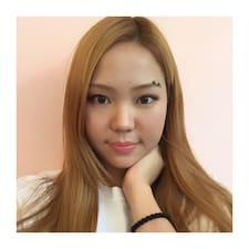 Yunji - Uživatelský profil