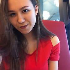 Perfil do usuário de Полина