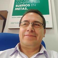 Användarprofil för Jorge