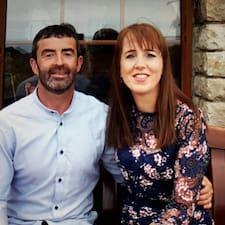 James & Sharon Brugerprofil