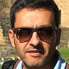 Gebruikersprofiel Ramón Alejandro