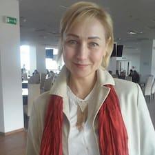 Олена Brukerprofil