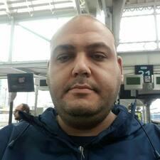 Användarprofil för Mahmoud