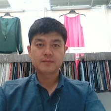 Profil Pengguna 성훈