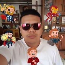 Perfil do utilizador de Joe