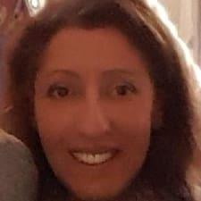 Djamila felhasználói profilja