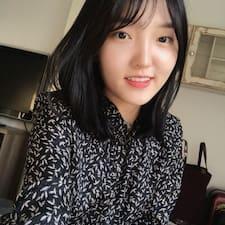 Profil utilisateur de Heejin (Diane)