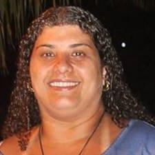Meire Cristina felhasználói profilja