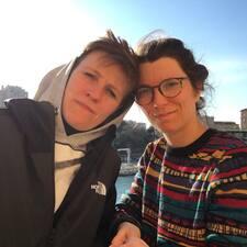 Henkilön Rebecca & Aileen käyttäjäprofiili