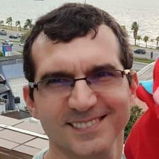 Profil utilisateur de Caetano