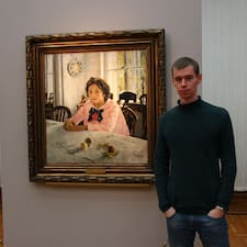 Петр Brugerprofil